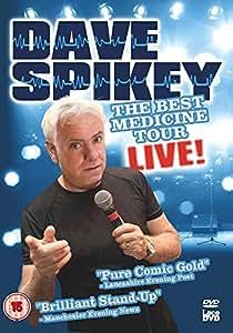 Dave Spikey - Best Medicine Tour Live [DVD] [2009]