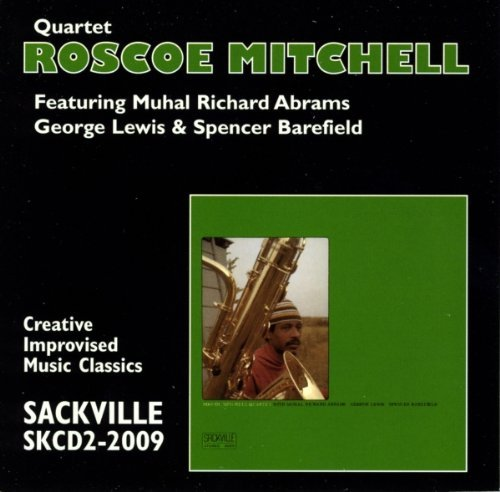 Quartet by ROSCOE MITCHELL (2002-09-17)