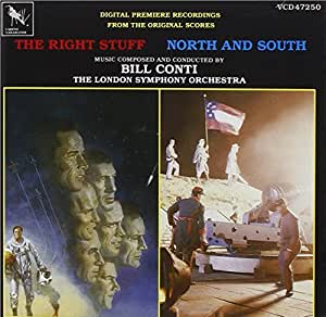 The Right Stuff / North and South (OST)