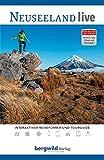 Neuseeland live - ComboBOX: Reise- und Wanderführer (digitale Versionen: Hörbuch, E-Book, App, Videoreportagen und GPS-Tracks)