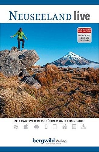 Preisvergleich Produktbild Neuseeland live - ComboBOX: Reise- und Wanderführer (digitale Versionen: Hörbuch, E-Book, App, Videoreportagen und GPS-Tracks)