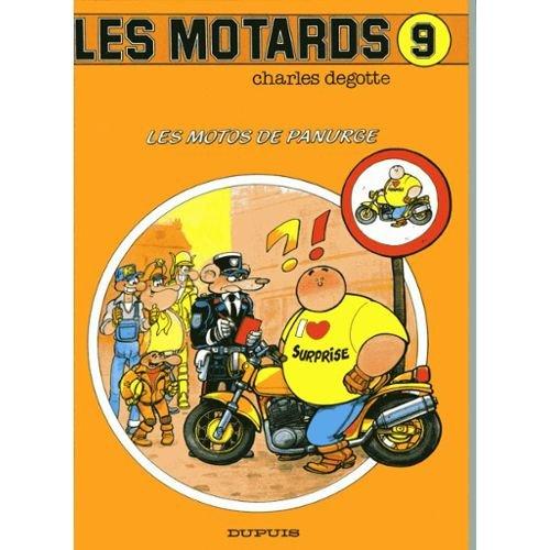 Les motards, Tome 9 : Les motos de Panurge