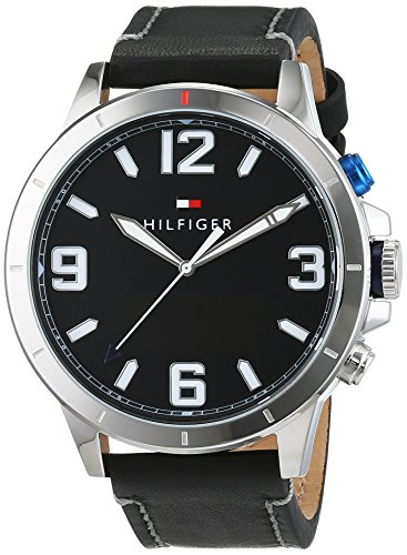 tommy-hilfiger-mens-quartz-smartwatch-analogue-digital-display-and-leather-strap-1791298