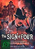 Sherlock Holmes - The Sign of Four - Limited Edition - Mediabook  (+ DVD) [Blu-ray]