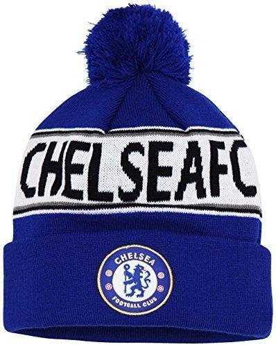 Official Football Merchandise-Artikel Chelsea Fc Text Mütze für Erwachsene