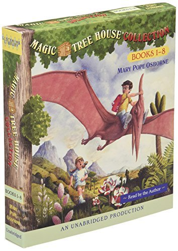 Magic Tree House Collection: Books 1-8 by Mary Pope Osborne (2001-10-09)