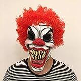 Máscara de Halloween Máscara de Terror de Látex Máscara Halloween Máscara de Caballo Fiesta de Disfraces Halloween