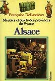 Alsace (Meubles et objets des provinces de France)