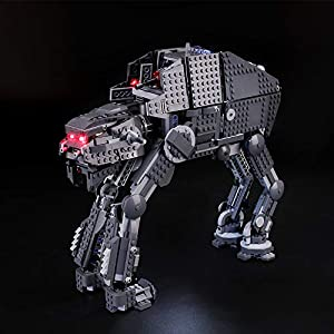 BRIKSMAX Kit di Illuminazione a LED per Lego Star Wars Episode VIII First Order Assault Walker,Compatibile con Il… 0716852280469 LEGO