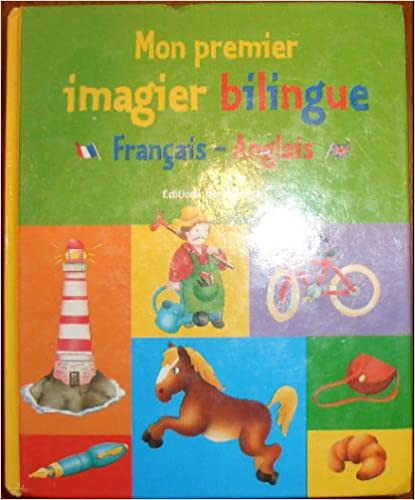 Anglais Facile Livre Telecharger Mon Premier Imagier
