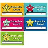 40 'Super Star Award' star 'credit' card rewards