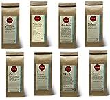 Probierset Oolong Tee Quertee® Nr. 6 - 8 x 25g Oolong Tee - Geschenkset