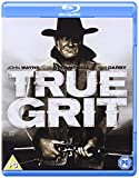 True Grit (1969) [Blu-ray][Region Free]