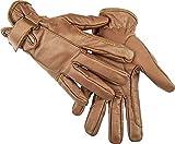 HKM Lederhandschuh aus Rindleder, braun, XXL