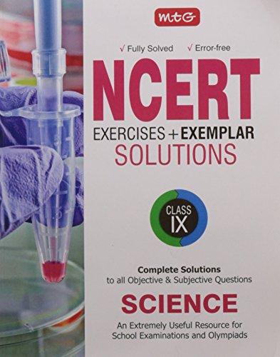 NCERT Exercises + Exemplar Solutions Science - Class 9