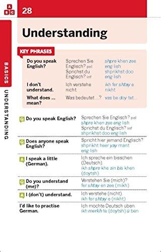 Lonely Planet German Phrasebook & Dictionary - 9