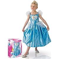 Disney - 155018l - Disfraces para Niños - Heart Set Lujo Amor Cenicienta - Talla L