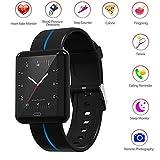 Pantalla de Color Smart Watch Personalizado dial Tradicional dinámica de Segunda Mano monitoreo de Ritmo cardíaco IP67 Impermeable, Flip muñeca Pantalla Brillante, Soporte Multi-Idioma