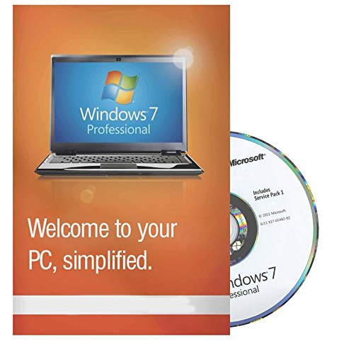 Produktbild Windows 7 Professional 32 Bit Deutsch MAR Deutsch [neuste Version ink. Service Pack 1]