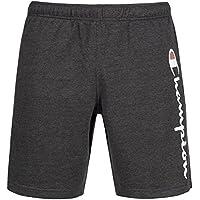 Champion Herren Essential Sweat Shorts dunkelgrau