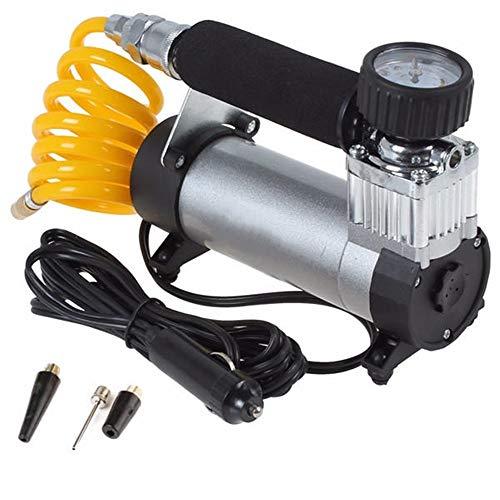 Zxllyntop Bomba de Aire de los neumáticos para el Coche Bomba de Aire del neumático del compresor...