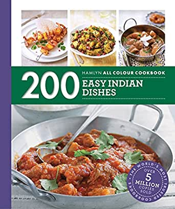 Hamlyn all colour cookery 200 easy indian dishes hamlyn all colour enter your mobile number or email address below and well send you a link to download the free kindle app then you can start reading kindle books on your forumfinder Images