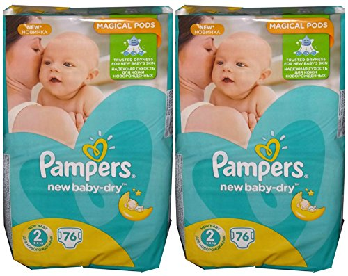 152-2-x-76-couches-pampers-baby-dry-taille-2-3-6-kg-coton-doux