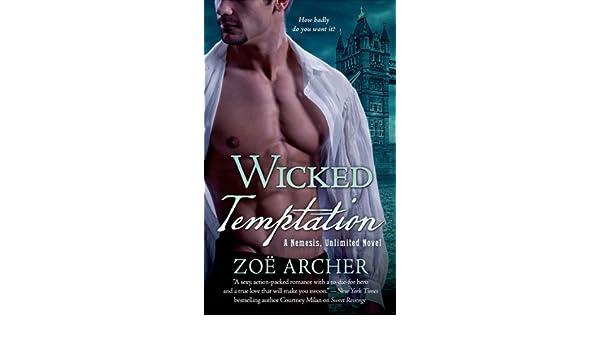wicked temptation archer zo