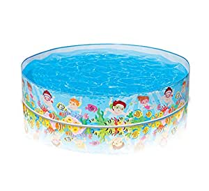 "Intex 56451 - Piscina per bambini ""Beach Days"", circa 152 x 25 cm"