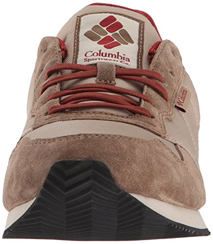 Columbia Brussels, Sneaker Uomo Beige (Ancient Fossil, Gypsy)
