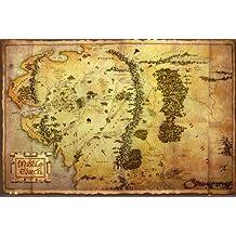 Empire - Mapa de la Tierra Media