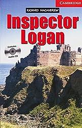 Inspector Logan. Buch und CD: Level 1, Wortschatz 400