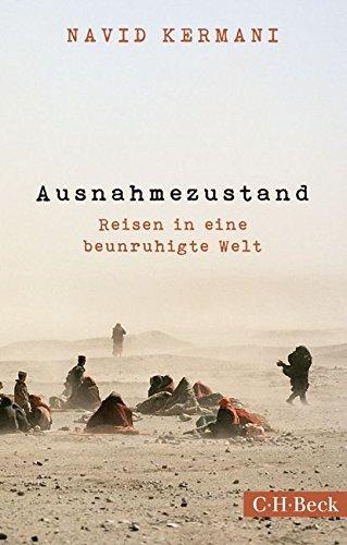 Buchseite und Rezensionen zu 'Ausnahmezustand: Reisen in eine beunruhigte Welt' von Navid Kermani