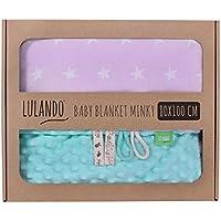 Manta para bebés de Lulando, 100% de algodón
