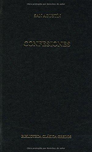 387. Confesiones (B. BÁSICA GREDOS) por San Agustin San Agustin