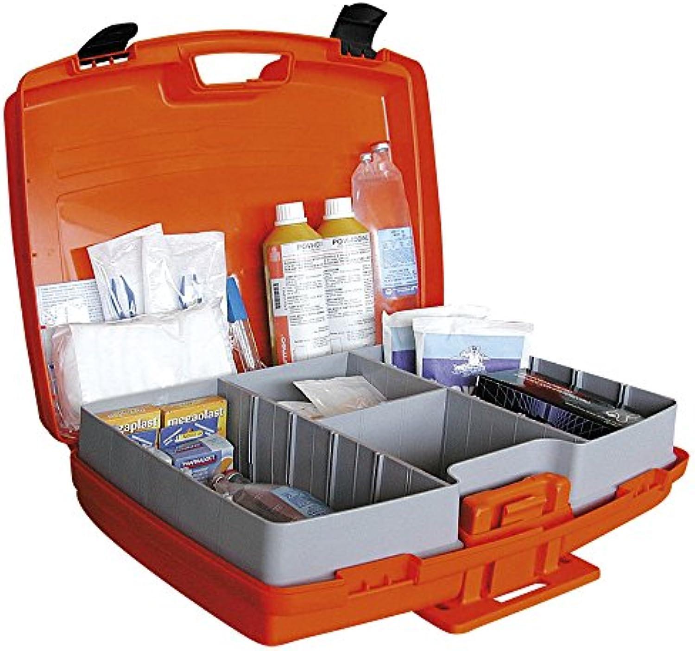 Firstmed 148/2373 - Caso De Primeros Auxilios, Orange, color: naranja