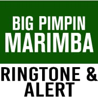 Big Pimpin' Marimba Ringtone and Alert