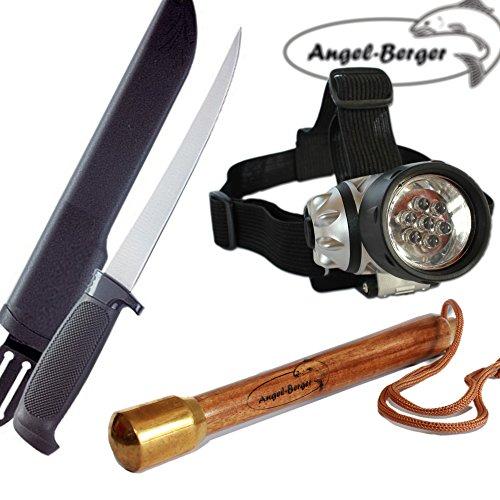 Angel Berger Geschenkeset Werkzeugset Angelset