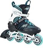 K2 Damen Inline Skate Alexis 80 Alu W,  mehrfarbig,  30B0112.1.1.060, 36 EU(3.5 UK, 6 US)