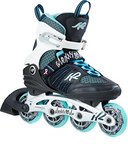 K2 Damen Inline Skate ALEXIS 80 ALU W