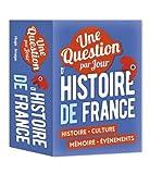 Une question par jour d'Histoire de France 2018