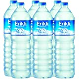 Erikli Bottled Natural Mineral Water PET - 6 x 1.5 Litre