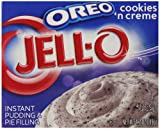 Produkt-Bild: Jell-O Oreo Cookies and Creme Filling, 6er Pack (6 x 119 g)