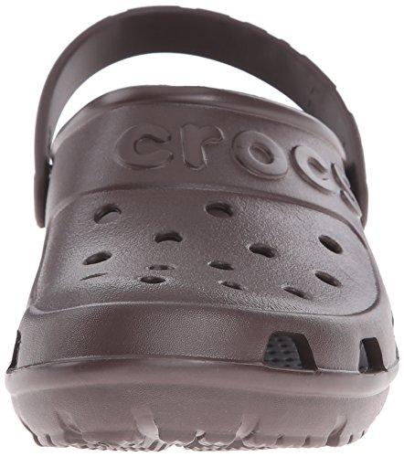 Crocs Unisex-erwachsene Hilo Zoccolo Braun (mogano)