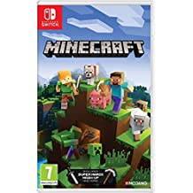 Minecraft Switch Bedrock Edition [Nintendo Switch] (CDMedia Garantili)