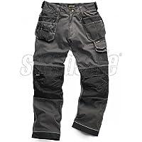 Standsafe WK003G34R - Pantaloni da lavoro cordura -