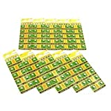 100 AG3 392 LR41 Alkaline Batteries SR41...