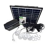 162d72d16e49f Laurelmartina Generador de Almacenamiento de energía de Panel Solar con.