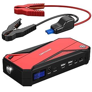 51 PyxFRO9L. SS324  - Batería de emergencia DBPOWER DJS50