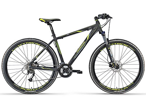 Lombardo Mountain Bike 29' Sestriere 350 24V Black/GreenMatt